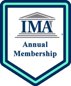 IMA Annual Membership